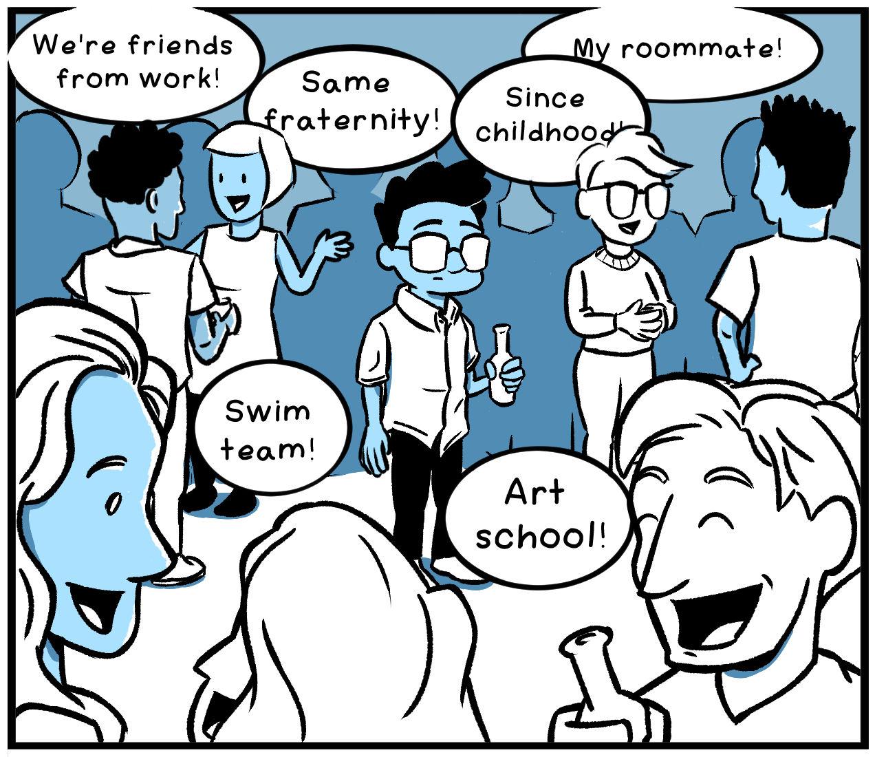 Awkward At Parties 1